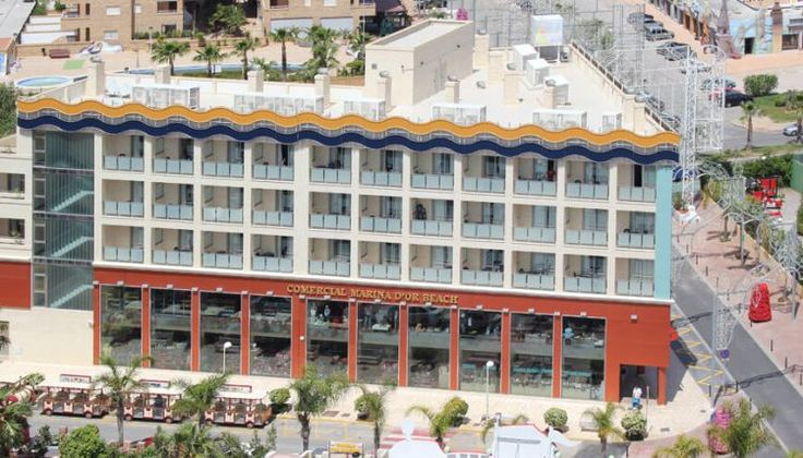 Hotel Marina D'Or Beach