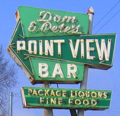 Don & Petes Point View Bar......Gary Indiana