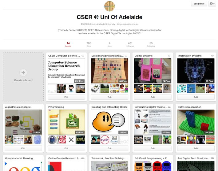 CSER Digital Technologies - Foundations to 6 - - Unit 1 - Pre-MOOC Preparation (Core)
