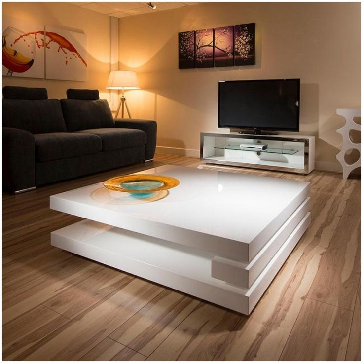 Best 25 White Gloss Coffee Table Ideas On Pinterest: Best 25+ Large Coffee Tables Ideas On Pinterest