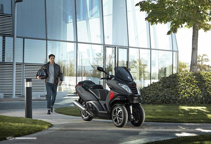 Pour la rentrée, les 3 roues de Peugeot bénéficient d'une offre d'essai et de crédit jusqu'au 30 septembre 2017. Ce crédit à 0% est proposé sur 25 mois avec un apport de 25% et une première échéance à 60 jours. Voilà de quoi s'offrir ce 3 roues moderne … Pour lire la suite : http://www.motoservices.com/actualite-3-4roues/Promo-rentree-peugeot-metropolis-aout-2017.htm …