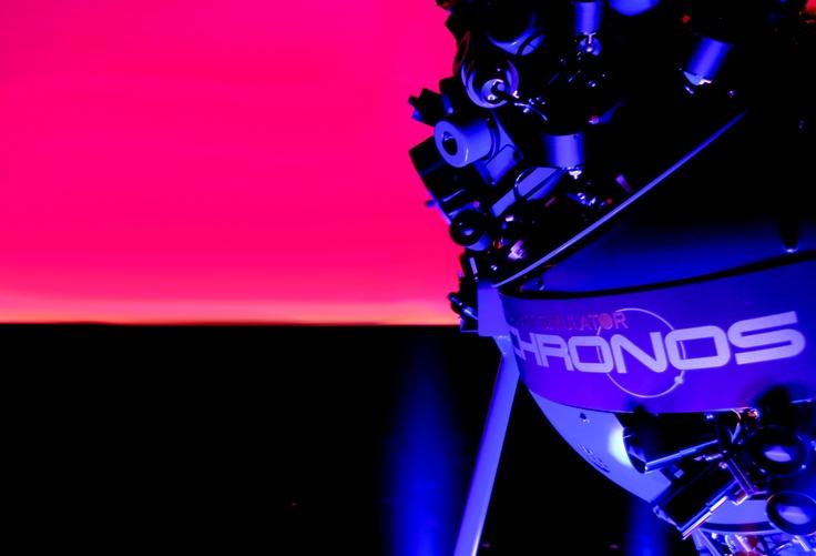 Do some star-gazing at the   Kika Silva Pla Planetarium