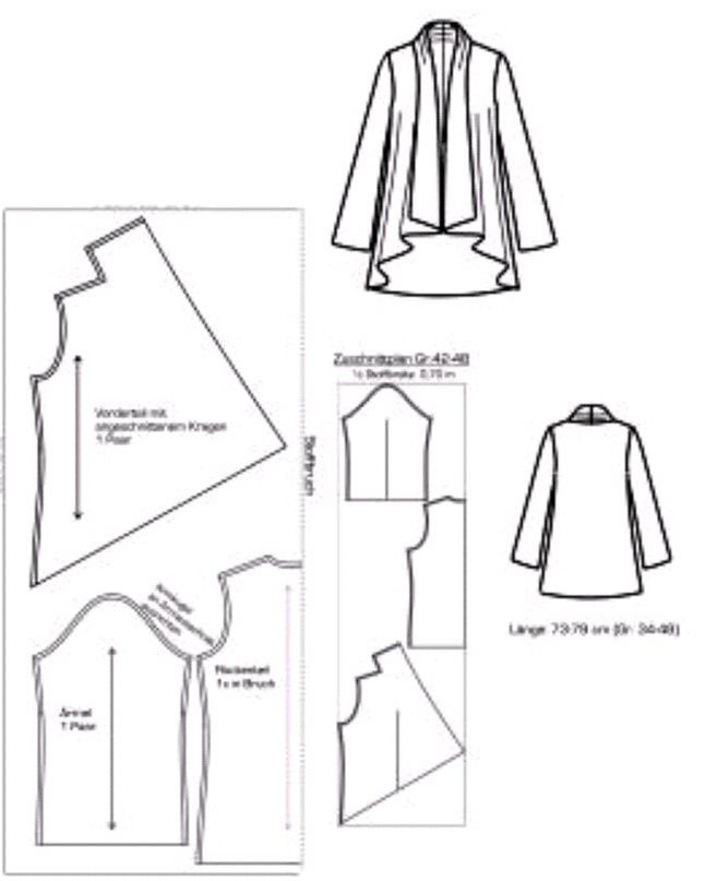 The 9202 best DIY Kimonos // Sewing Inspiration images on Pinterest ...