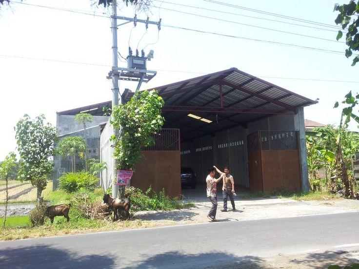 Gudang Baru Dijual Kartasura Dekat Solo Jawa Tengah Siap Pakai