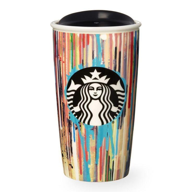 Starbucks Tall Travel Mug