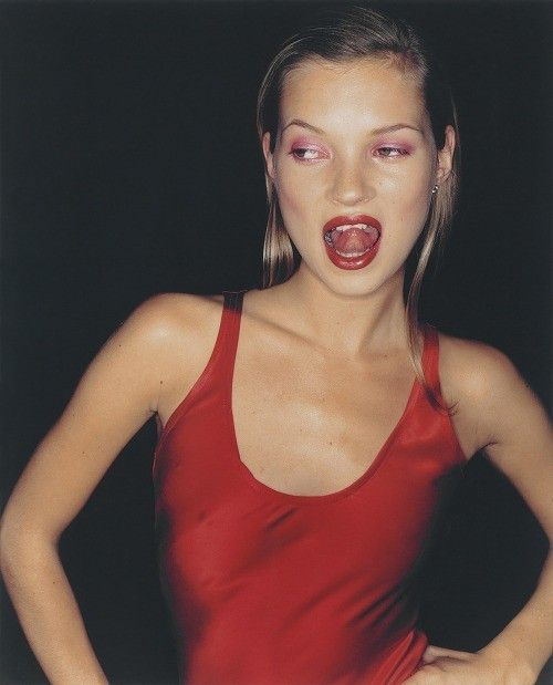 Kate Moss by Juergen Teller, 1994 | AnOther Loves