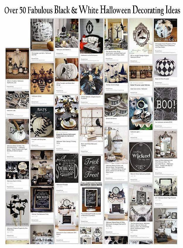 386 best Halloween Decorating images on Pinterest | Halloween ...