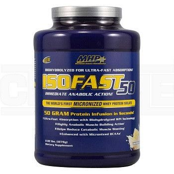 Iso Fast 50 Whey Protein 1,34Kg | MHP