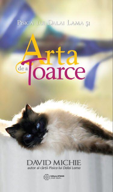 Pisica lui Dalai Lama şi arta de a toarce (Pisica lui Dalai Lama #2) / David Michie
