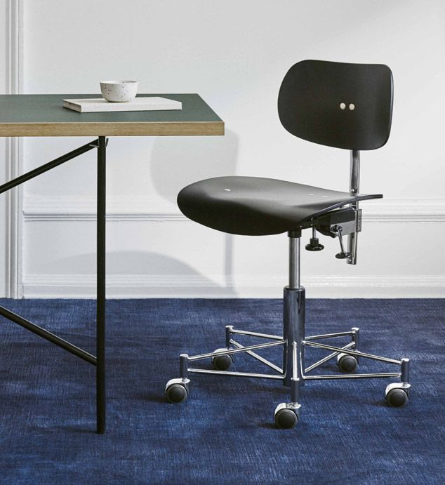 Swivel Chair by Egon Eiermann - WILDE+SPIETH - Egon Eiermann Chairs, Tables Stools