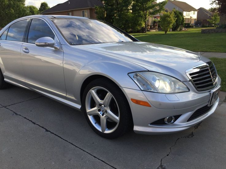 Nice Great 2007 Mercedes-Benz S-Class AMG 2007 Mercedes S550 with AMG Package & Panorama Roof 2018