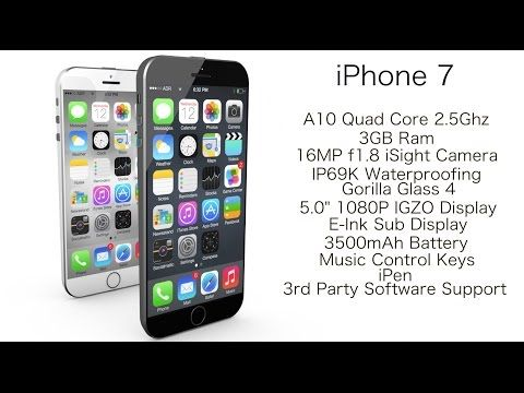 WIN The NEW IPhone Apples Is Expected To Launch In Bringing A New Design And Features Release Date Beyond 7 Timeline