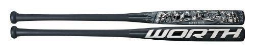 2016 Worth Mayhem Wood Slowpitch Softball Bat SBMWMB