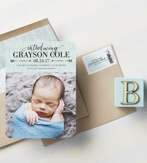324 best Birth Announcements images – Create a Birth Announcement