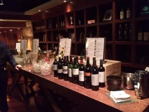 Bar Rouge - Gangnam -Express Bus Terminal  All you can drink wine and canapes including, sushi and a cheese room for 45,000 per person for 3 hours. A must try! #restaurant_seoul #restaurant #seoul #korea #hotel #allyoucandrink