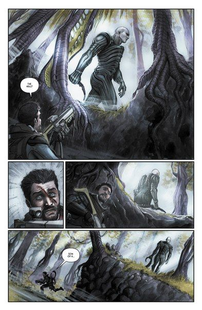 Prometheus : Fire and Stone #3 (VO) COMIC - Dark Horse
