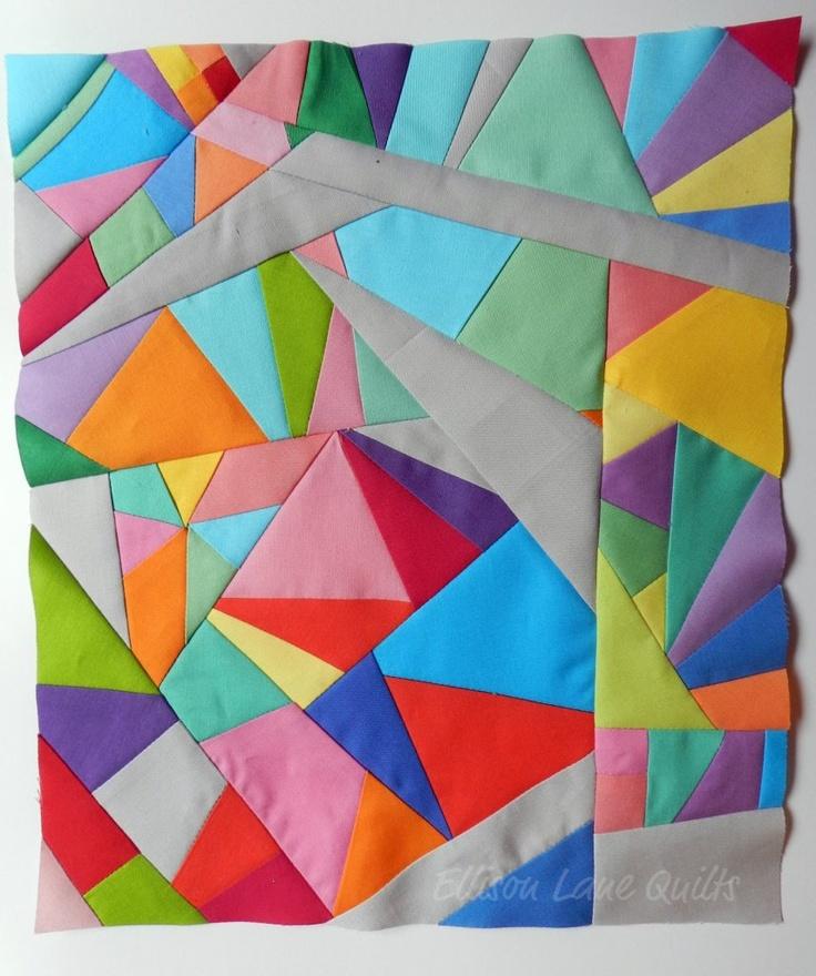 gorgeous bock by Jennifer @ Ellison Lane Quilts