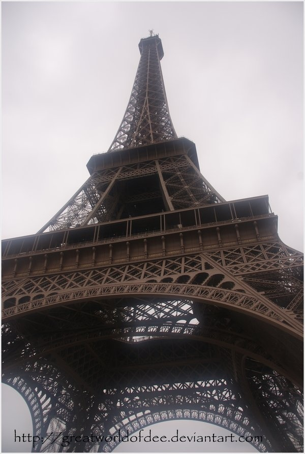 climb the Eiffle Tower