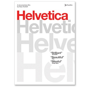 Helvetica - Directed by Gary Hustwit DVD
