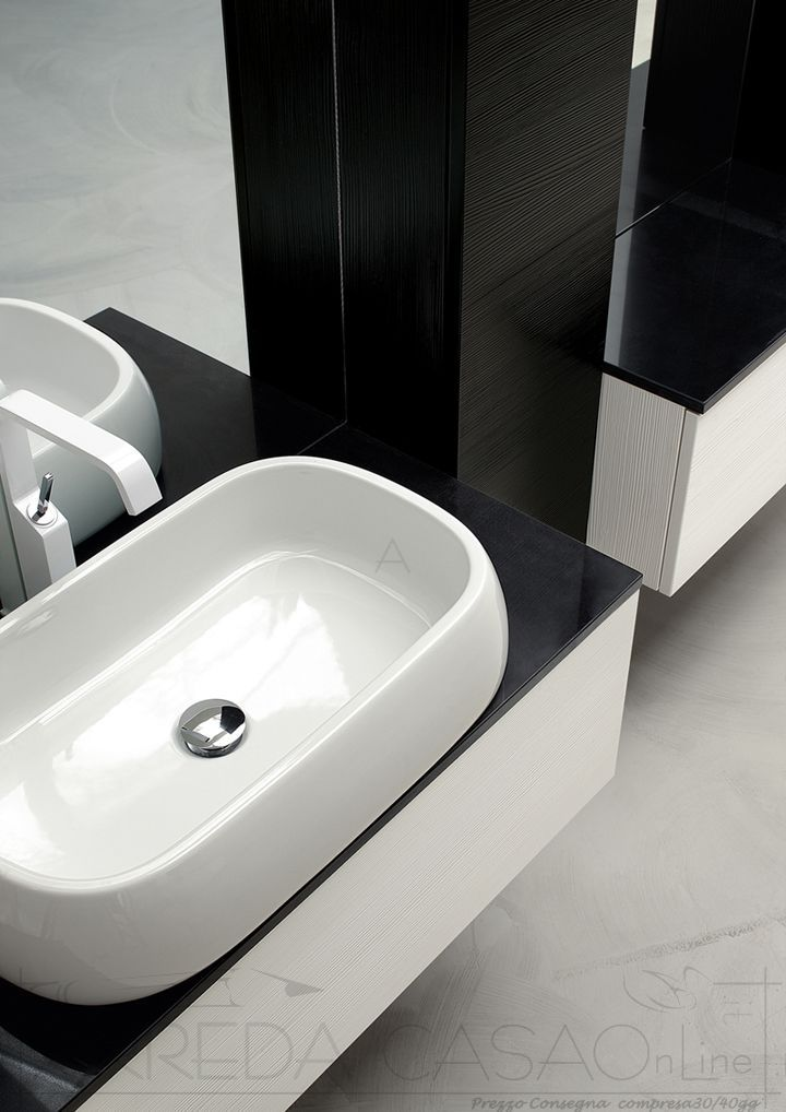 11 best lavelli bagno images on pinterest | modern, accessories ... - Arredo Bagno Tivoli