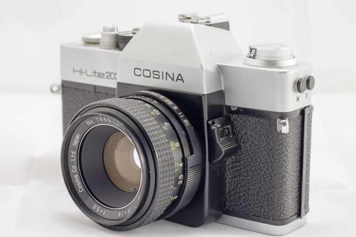Cosina Hi-lite 202