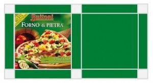 imprimible caja pizza v