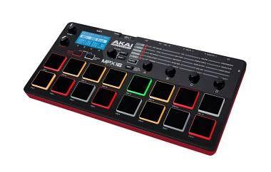 AKAI MPX16 - #3660594 | su Mercatino Musicale in Master keyboard / Controller Midi