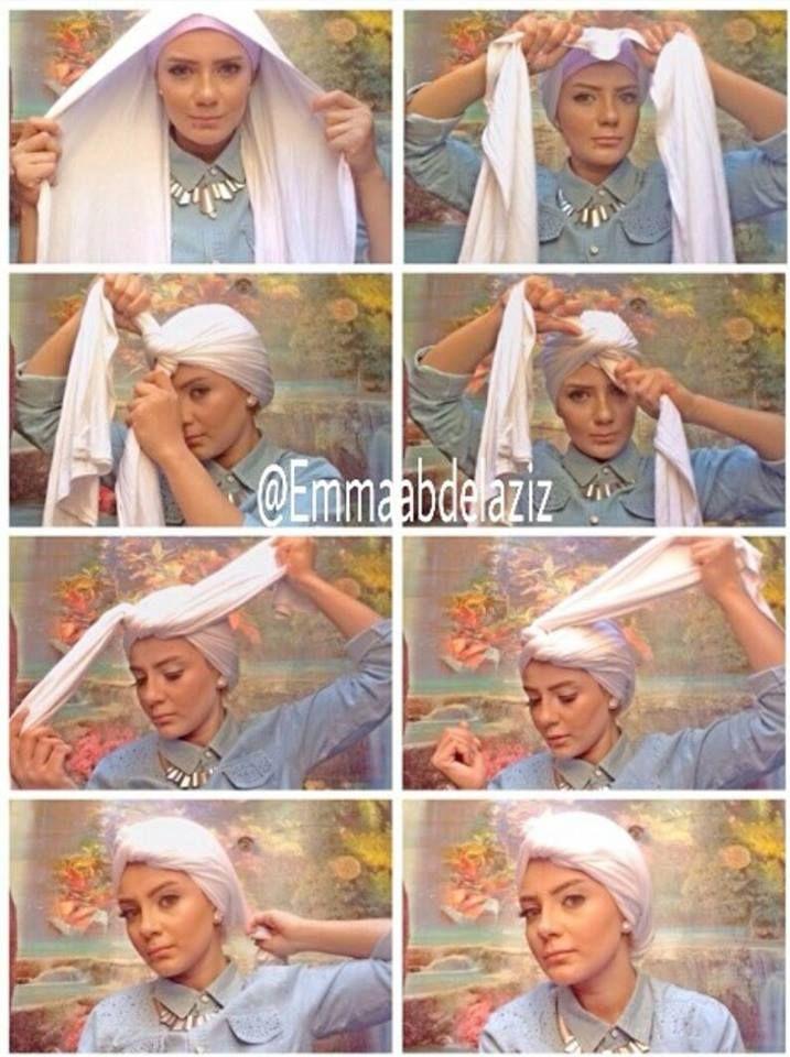torban tutorial style, Tutorial hijab pesta simple for 2015 http://www.justtrendygirls.com/tutorial-hijab-pesta-simple-for-2015/