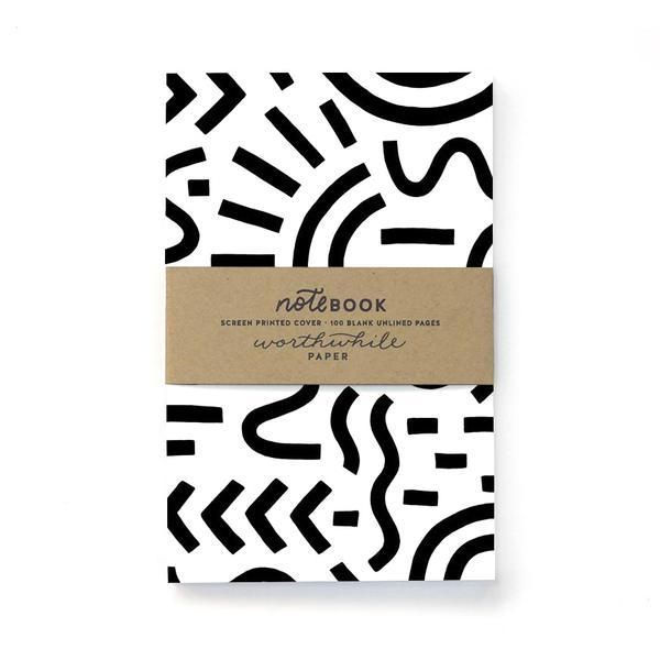 Blank Notebook Doodle In 2021 Notebook Printing Screen Printing Ink Screen Printing