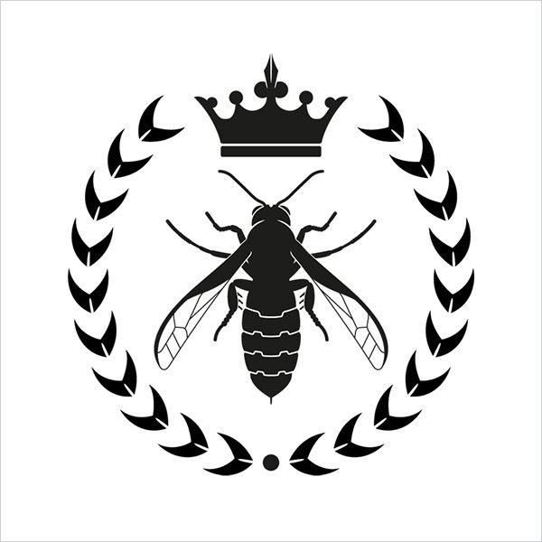 B.Dolan - King Bee logo on Behance