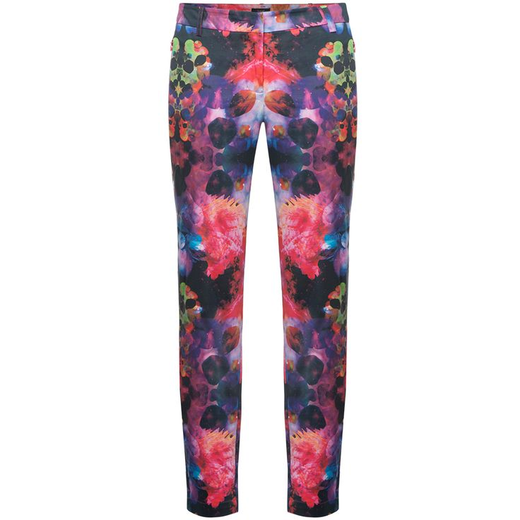 #solar_company, #ss2014, #pants, #print