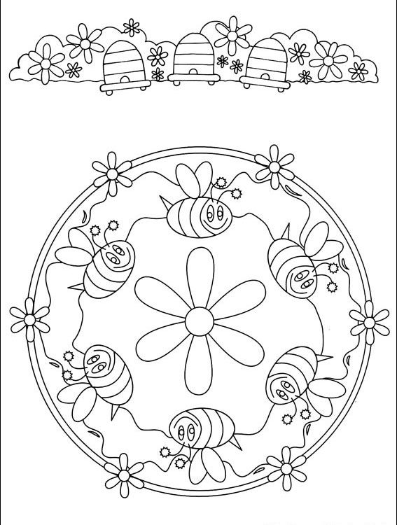 free new age coloring pages - photo#5