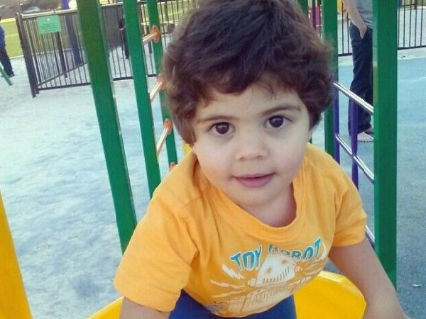 Vote for Francesco D at Bonds Baby Search 2015