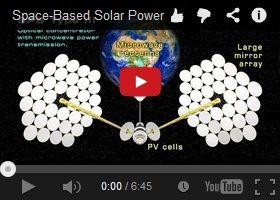 Future Energy, Space-Based Solar Power, Christopher Barnatt, futuristic technology, solar power satellites