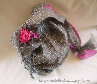 La Signora delle Idee: La borsa Romantic Chic di Teresa