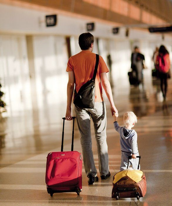 Have Kids, Will Travel - Tell Them What's Coming - mom.me: Cheap Uk Europe, Life, Kids Travel, Cheap Travel, Uk Europe Travel, Kid S Carry On, Future Kids, Tips, Baby Stuff