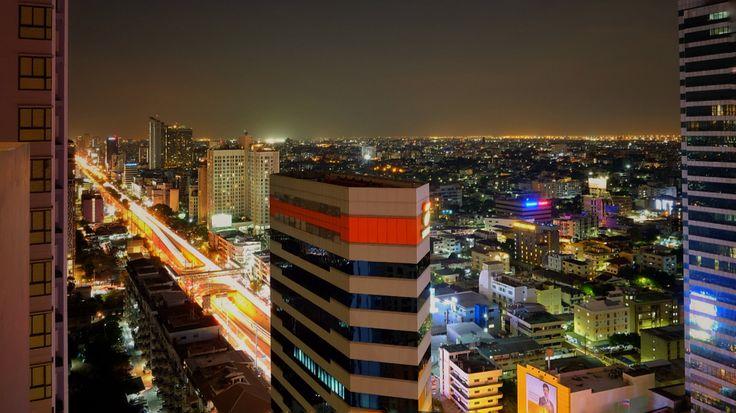 cityscape bangkok