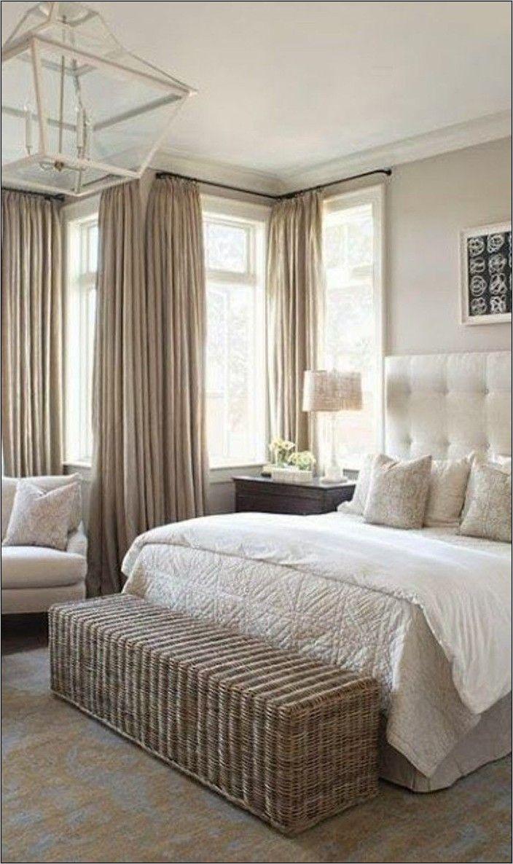 Idee Deco Chambre Beige Et Blanc Deco Chambre Deco Chambre A Coucher Deco Chambre Taupe