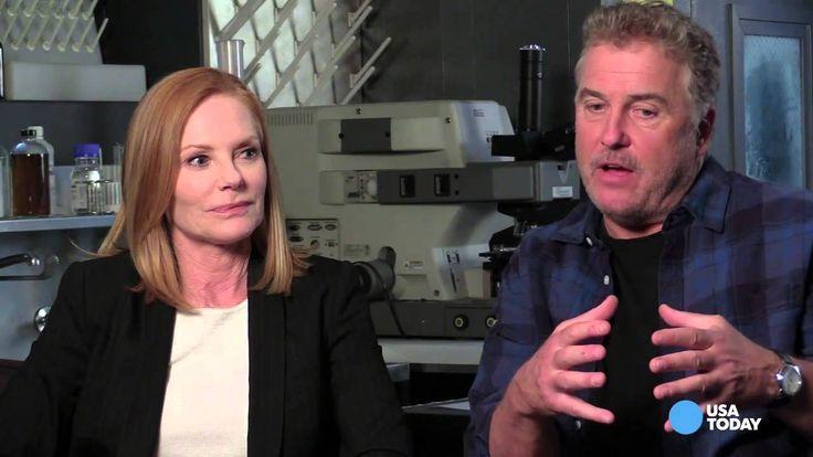 Stars talk about CSI's memorable episodes