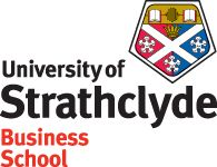 University of Strathclyde Business School logo