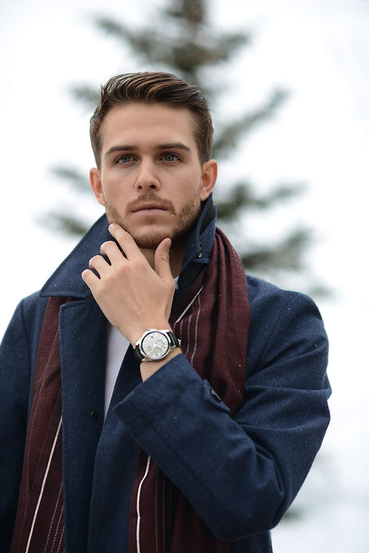 Gucci watch & scarf | Details at http://iamgalla.com/2015/01/gucci-time/
