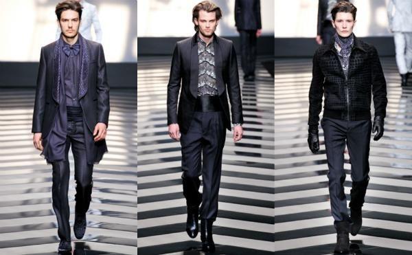Высокая мода мужские классические костюмы