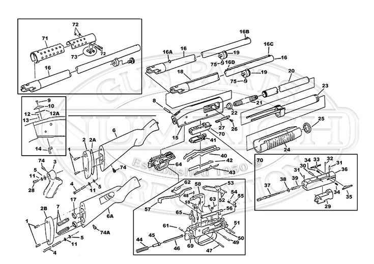 Mossberg 535 Parts Diagram - ~ Wiring Diagram Portal ~ •
