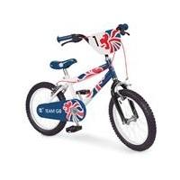 "London Olympics 2012 Team GB 16"" BMX Bike"