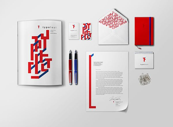 typefest on Behance