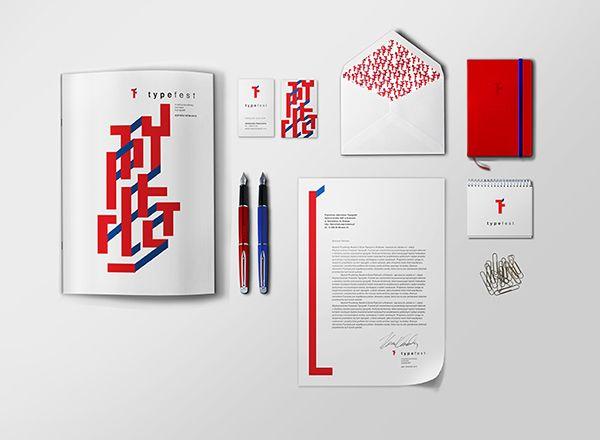 typefest on Behance