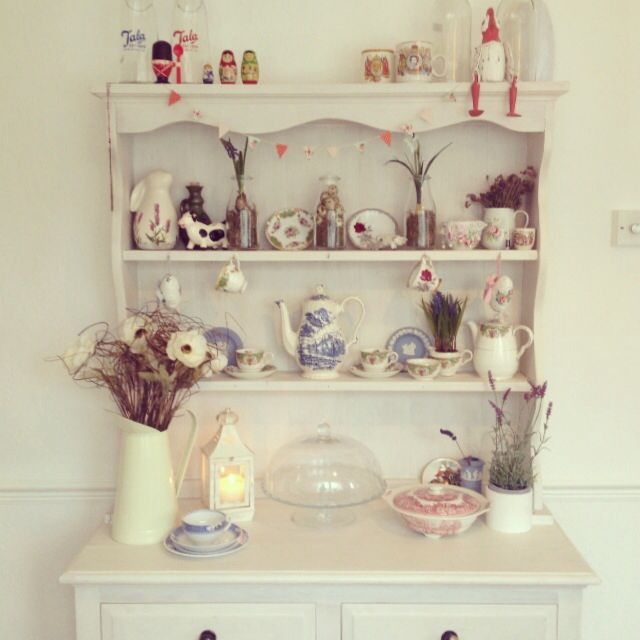 17 Best Images About Welsh Dresser On Pinterest Kitchen Dresser Welsh And White Dishes