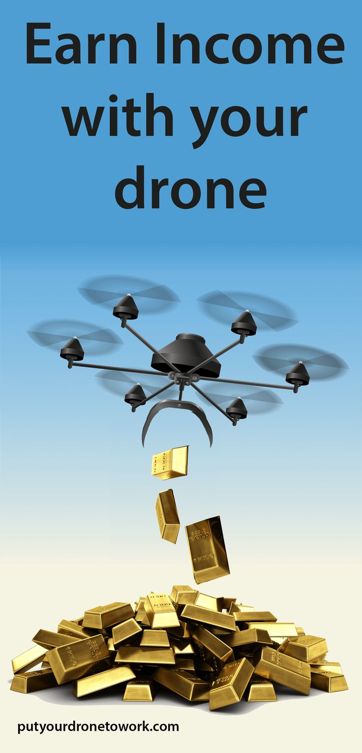Earn income with your drone, start a drone business - see how at http://putyourdronetowork.com