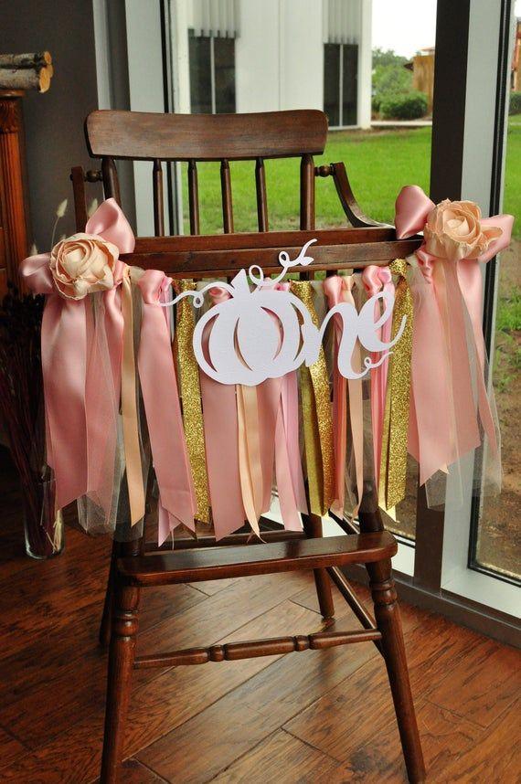 Pumpkin 1st Birthday First Birthday Decorations Pumpkin Banner Little Pumpkin 1st Birthday Pumpkin Photo Banner