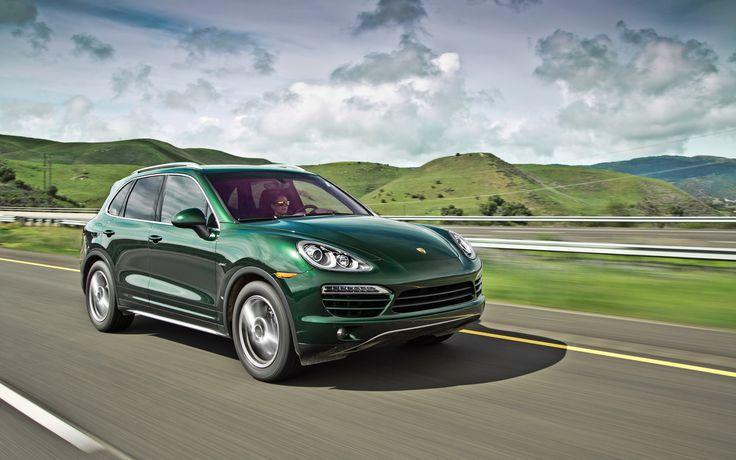 2013 Porsche Cayenne Diesel First Test - Motor Trend